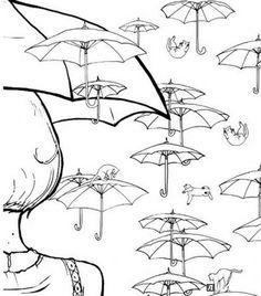 Иллюстрация 2 из 33 для Кототерапия. Раскраска-антистресс ...