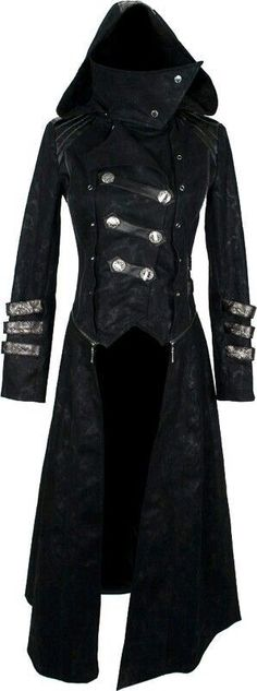 ee872de936 Women s transformable coat by Punk Rave steampunk coat reference