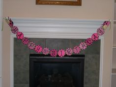 """Photo 19 of Pink Ladybugs / Birthday """"Sophia Turns Five"""" Pink Ladybug Birthday, Birthday Parties, Pink Ladies, Banner, How To Make, Ladybugs, Crafts, Party Ideas, Anniversary Parties"""