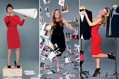 We spy Kelly Muccio of Georgetown's Lost Boys in Washingtonian's Women of Fashion!