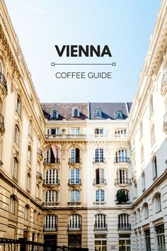 Vienna Specialty Coffee Guide