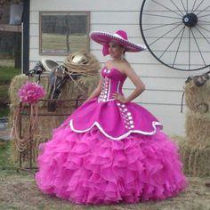 Charro dress