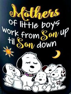 & they battle many wars on a daily Basis Mommy Quotes, Funny Quotes, Funny Pics, Life Quotes, Snoopy Quotes, Charlie Brown And Snoopy, Peanuts Snoopy, Mothers Love, My Children