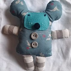 Ton doudou Art Et Design, Illustrations, Objet D'art, Creative Workshop, Softies, Fabrics, Objects, Drawing Drawing, Illustration