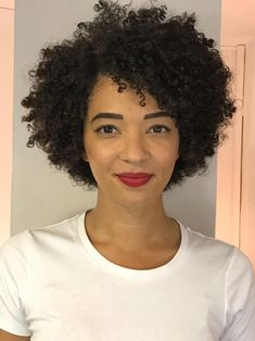 Afro Curly Hairstyle Capless Synthetic Hair Women Short African American Wigs Afro Curly Hairstyle C Curly Hair With Bangs, Short Curly Hair, Curly Hair Styles, Natural Hair Styles, Short Afro Wigs, Natural Hair Cuts, Natural Wigs, Short Curly Styles, Curly Wigs