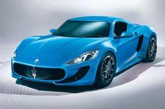 Maserati Gransport - Concept