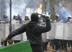 Violentos enfrentamientos en Kiev | Fotogalería | Internacional | EL PAÍS