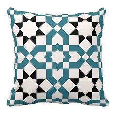 BeautyCrafts Decorative Pillow   motif Turkish by EscraftsHome, $29.90