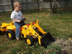 Amazon.com: Kettler Cat Kid Tractor: Toys & Games