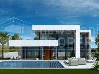 for sale,villas,modern,laguna villas, ciudad quesada,costa,blanca,op018-lounge