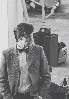 Matt you adorable little doctor you!
