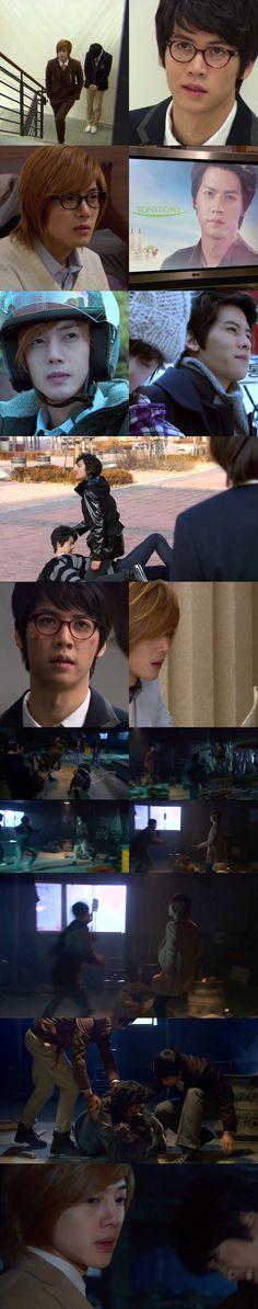 F4 v. Lee Jae Ha (Haje, Ha Je), Boys Over Flowers, Ku Hye Sun, Jung Eui Chul, Lee Min Ho, Kim Hyun Joong, Kim Joon #KDrama