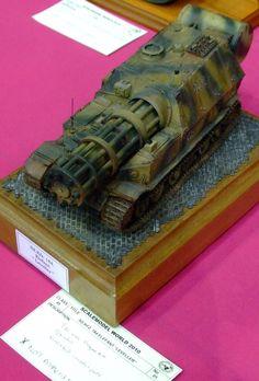 Super-Heavy Gatling Tank