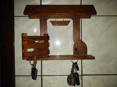 Porta-chaves Porteira