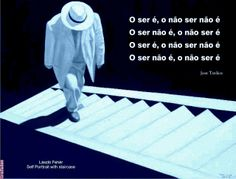 Grafados: Jean Tardieu - O Ser (The self)
