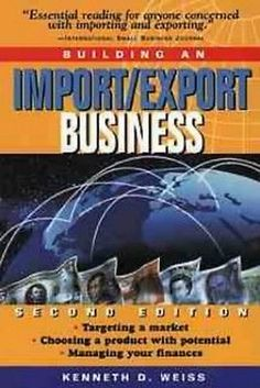 #Building an #import/export business, weiss, #kenneth d. paperback book,  View more on the LINK: http://www.zeppy.io/product/gb/2/391284609098/