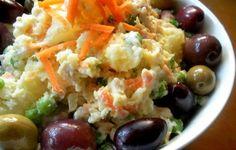 Turmeric & Saffron: Salad Olivieh - Recipe #2