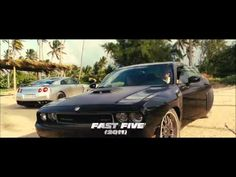 Dodge and SRT have announced a partnership with Universal Pictures for the Fast & Furious 6 movie.