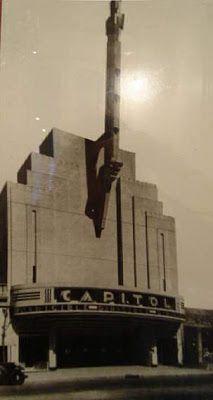 Cine Capitol - Av. Santa Fe 1848, CABA, Argentina - Arq. Alejandro Virasoro