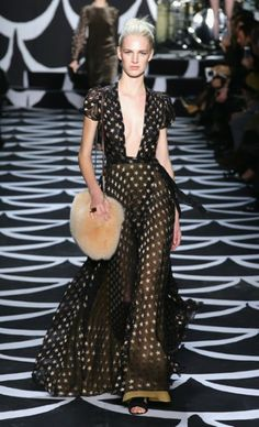 Mercedes-Benz Fashion Week : DIANE VON FURSTENBERG