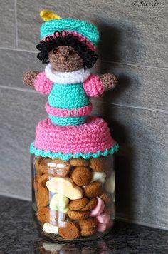 Sietske's Hobby's: Nog meer snoeppotjes...