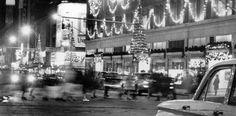 Sibley's Dept. Store, E. Main St. at No. Clinton Ave. Rochester, NY  (1967)