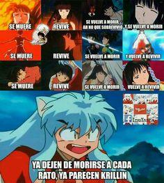 Inuyasha Memes, Inuyasha Funny, Inuyasha Love, Inuyasha And Sesshomaru, Otaku Anime, M Anime, Anime Love, Kawaii Anime, Seshomaru Y Rin