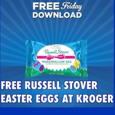 FREE RUSSELL STOVER EASTER EGGS CANDY SCSM Weekly Sundays Savings Summary Third Week of February 2015 In Review 2/15/15 to 2/21/15 Free Stuff Deal Alerts Savings Tips and More - STACKING COINS SAVING MONEY [SCSM]