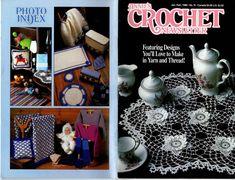 ~Annie/'s Crochet Newsletter No.31 Jan-Feb 1988~