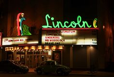 Lincoln Theater, Cheyenne, WY by Debora Drower, via Flickr
