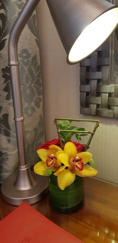 Resorts World Manila, Desk Lamp, Table Lamp, Philippines, Lighting, Floral, Home Decor, Table Lamps, Decoration Home