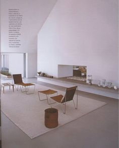 john pawson - the Pope of Minimalism