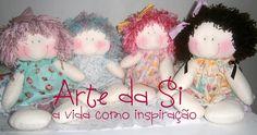 bonecas sorriso