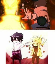 Naruto Uzumaki Shippuden, Naruto Vs Sasuke, Sasunaru, Naruto Anime, Wallpaper Naruto Shippuden, Naruto Comic, Naruto Cute, Narusasu, Haikyuu Anime