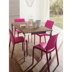 Chaises design et empilables pour le jardin ou la cuisine !