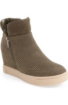 6a23935ad70 Steve Madden  Linqsp  Wedge Sneaker (Women) available at  Nordstrom Steve  Madden