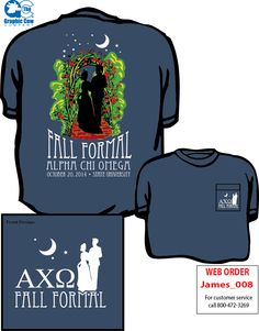 Alpha Chi Omega Fall Formal by James #AlphaChiOmega #Formal #garden
