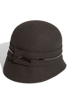 Kibbe on Soft Gamine hats: Hats should be small and crisp in rounded shapes with minimal trim (veils, feathers, etc.) Crisp caps are also good, but keep the shapes small and rounded. ***Cloche = Soft Gamine