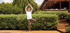 5 beginner yoga poses for seniors - Healthy Wholesome Living