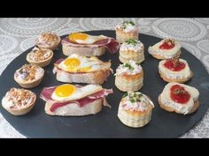 Fingerfood Party, Appetizers For Party, Japanese Cheesecake, Decadent Cakes, Party Finger Foods, Food Inspiration, Catering, Food And Drink, Cooking Recipes