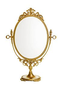 July 3rd -- On Compliment Your Mirror Day, you give thanks to item that makes all that great scenery possible.