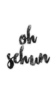 Sehun's lookscreen