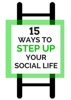 Form great connections and new friendships with these 15 fun, easy ways to ignite that social life of yours and create the one you always wanted. (TheHealthMinded.com) #health #sociallife