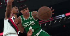 NBA 2K18 gets online social space The Neighborhood and dope sneakers