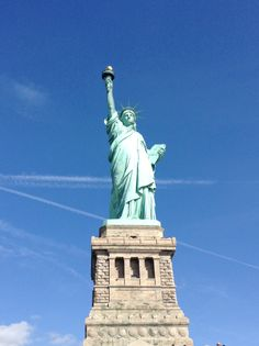 Miss Liberty Herself