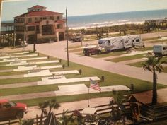 Beachfront RV Park & Resort - Surfside, Texas