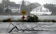 Flooding Caused by Hurricane Sandy