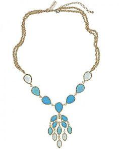 Linette Necklace in Splash