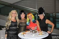 Photos: Wine & Wig with West Michigan Woman Magazine #fundraisers #events
