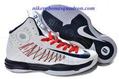 new style fd55a cc348 Nike Lunar Hyperdunk 2012 White Dark Blue Red 535359 300